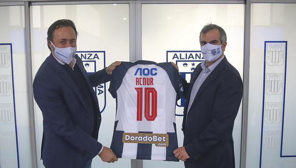 (Alianza Lima)