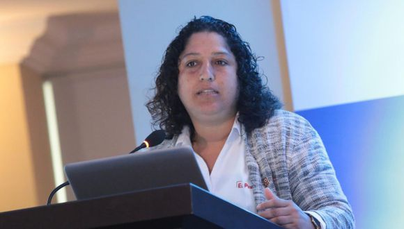 Fabiola Muñoz, ministra del Ambiente. (Foto: GEC)