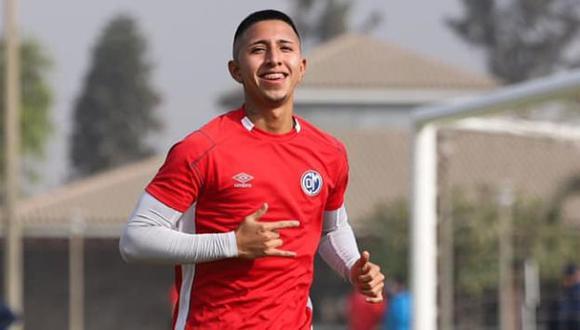 Rodrigo Vilca jugará en el equipo sub 23 del Newcastle United. (Foto: Deportivo Municipal)