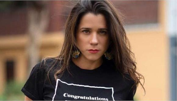 Vanessa Terkes fue 'ampayada' en mal estado tras salir de una fiesta. (Foto: GEC)