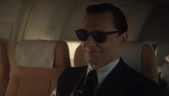 Loki como DB Cooper en el nuevo tráiler de su serie para Disney Plus (Foto: Marvel Studios)