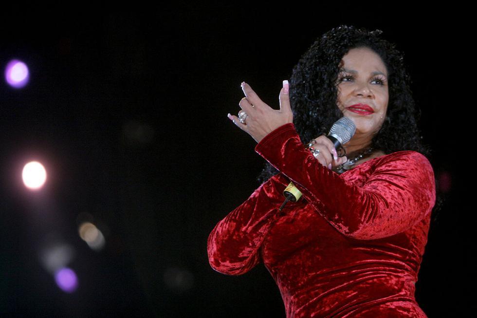 Eva Ayllón, considerada como la mejor cultora de la música criolla y afroperuana (Foto GEC Archivo)