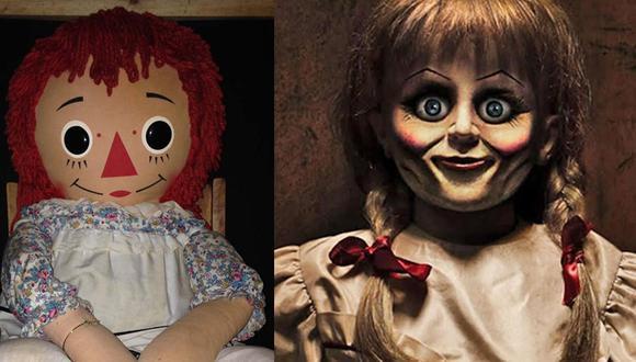 Annabelle 3: ¿por qué no fue usada la misma muñeca de la vida real en las películas de El Conjuro? (Foto: Warner Bros. Entertainment)