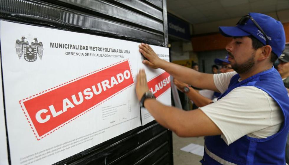 Municipalidad de Lima dispuso cierre temporal del Cineplanet de Jirón de la Unión por deficiencias de seguridad.  (Difusión)