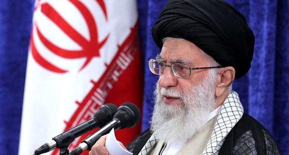 El ayatolá Alí Jamenei, guía supremo de Irán, se expresó sobre las elecciones en Estados Unidos. (Foto: EFE)