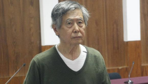Alberto Fujimori será operado nuevamente. (Luis Gonzales)