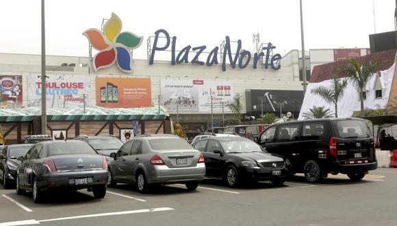 El pánico se desató en Plaza Norte este domingo. (Plaza Norte)