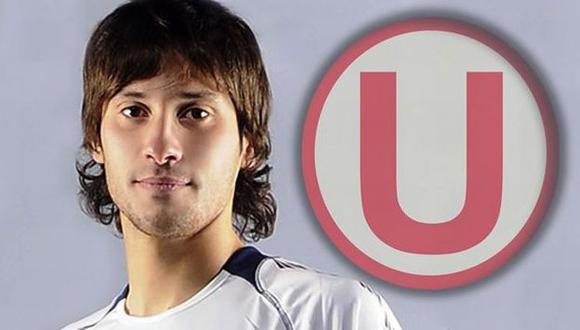 Gonzalo Soto es el flamante de Universitario. (Peru21)