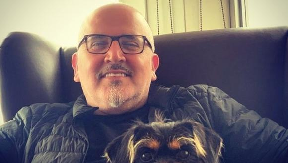 El padre de Beto Ortiz falleció en 2014 y el periodista recurrió a las redes sociales para recordarlo. (Foto: Instagram)