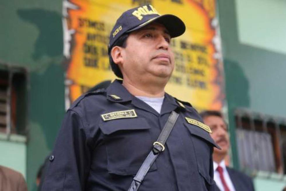 Cusco: Policía que capturó a Abimael Guzmán es el nuevo jefe de la Divincri de esta región. (Andina)