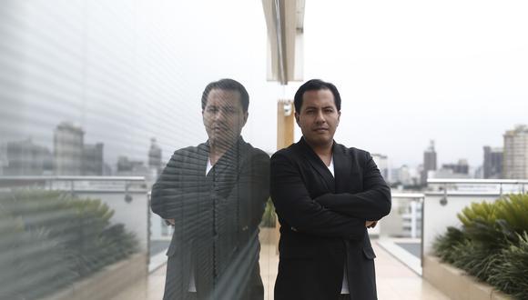 LIMA, 04 DE DICIEMBRE DEL 2020RETRATO A ROBINSON LOPEZ, CEO DE ONG AGROS.FOTOS: JESUS SAUCEDO / GEC
