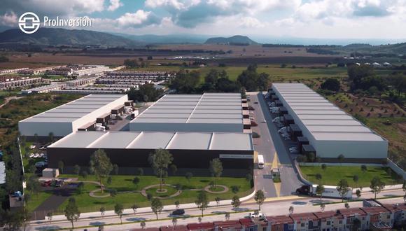 El proyecto Parque Industrial de Ancón cuenta con una ubicación privilegiada y estratégica para los usos productivos, industriales y logísticos. (IMAGEN: PROINVERSIÓN)