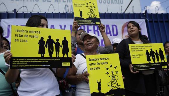 El Salvador es uno de los pocos países del mundo en los que el aborto está prohibido en todas las circunstancias. (Foto referencial: EFE)