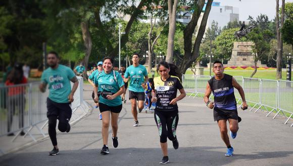 El programa municipal Lima Corre organizará este domingo 2 de junio por primera vez una carrera en Barrios Altos. (Foto: MML)
