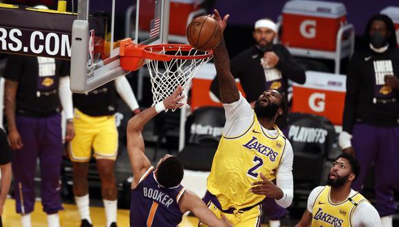 La plataforma Netflix alista una comedia sobre los Lakers. (Foto: EFE).
