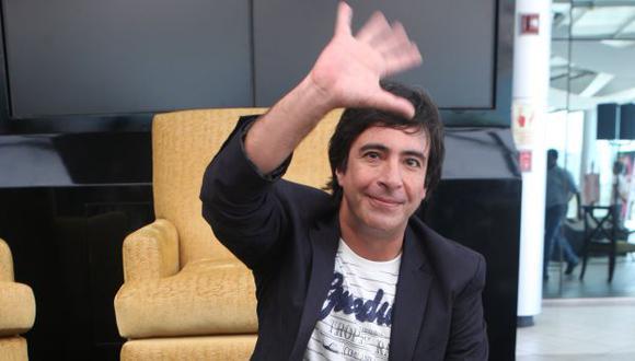Carlos Galdós reemplazaría a Carlín en la conducción de 'La noche es mía'. (Perú21)