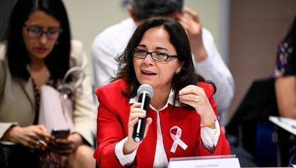 Cecilia Aldave fue viceministra de Poblaciones Vulnerables desde el 2018 hasta el 2020. (Foto: Andina)