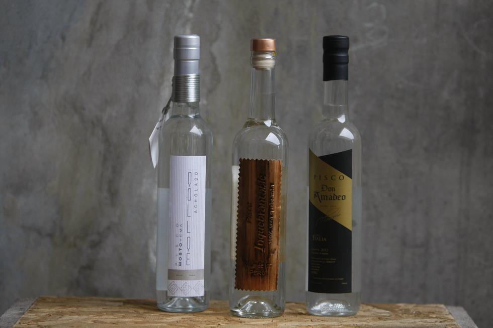 España, Reino Unido y Paises Bajos fueron algunos de los destinos de la bebida. (Foto: GEC)
