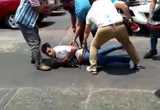 San Martín de Porres: 'Cacharrón' extorsionaba a comerciantes de Lima Norte [VIDEO]