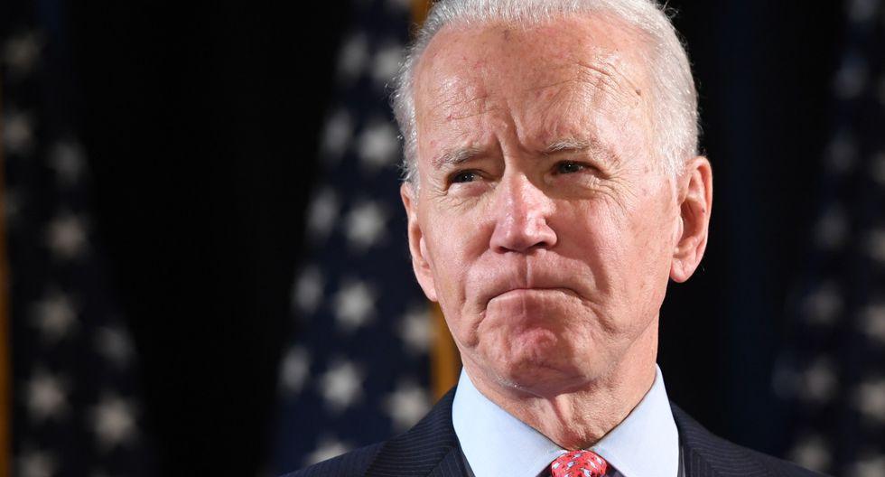 """Joe Biden dice que Trump está usando al ejército """"contra los estadounidenses"""". (SAUL LOEB / AFP)."""