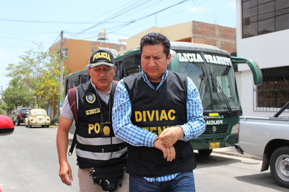 Implicados en la mafia Los Correcaminos del Sur van a prisión. (Miguel Idme)