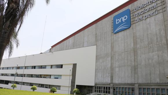 Biblioteca Nacional presenta Programa virtual de Literatura Peruana. (Foto: BNP)