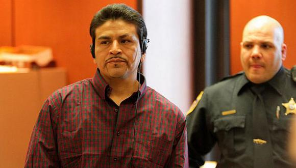 Carranza fue hallado culpable de tres cargos de asesinato en febrero pasado. (John O'Boyle/The Star- Ledger)