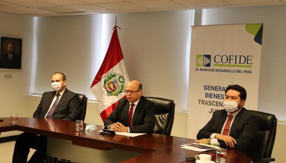 La emisión temática que realizó Cofide contó con el apoyo técnico del BID y la Cooperación Suiza - SECO. (Foto: Cofide)