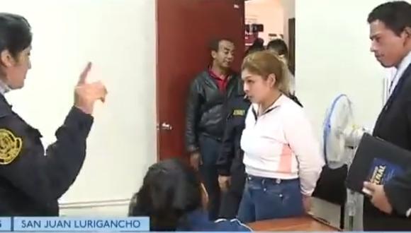 San Juan de Lurigancho: Dictan 6 meses de prisión preventiva para mujeres agresoras de policía