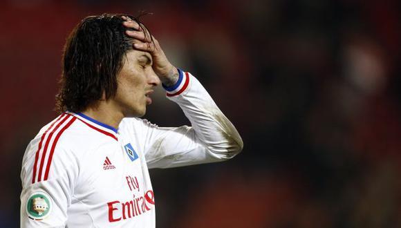 POCO. Paolo lleva seis goles esta temporada en Alemania. (Reuters)