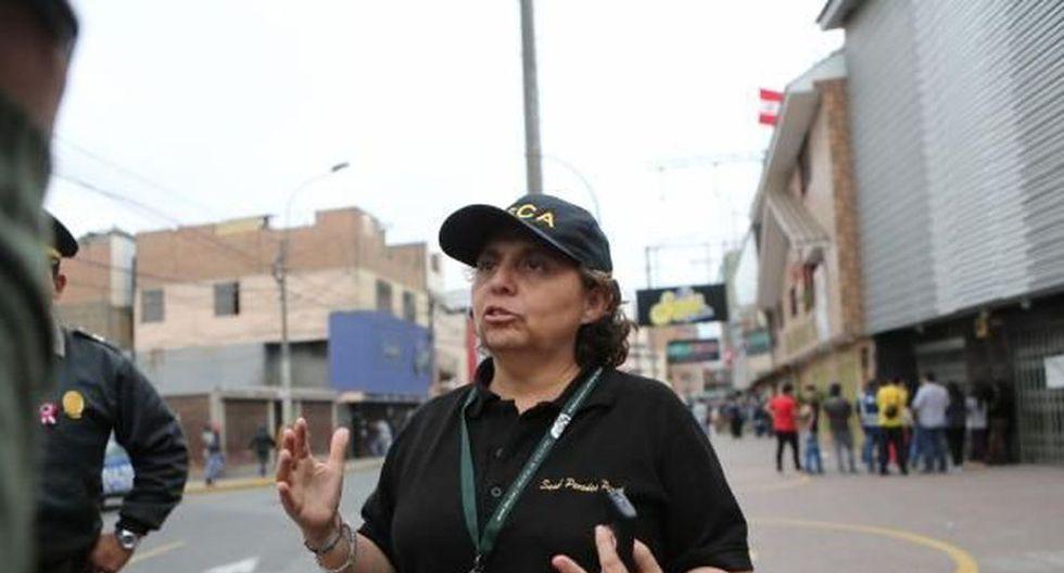 Susel Paredes declina a su candidatura por Somos Perú para las Elecciones 2020. (Foto: GEC)