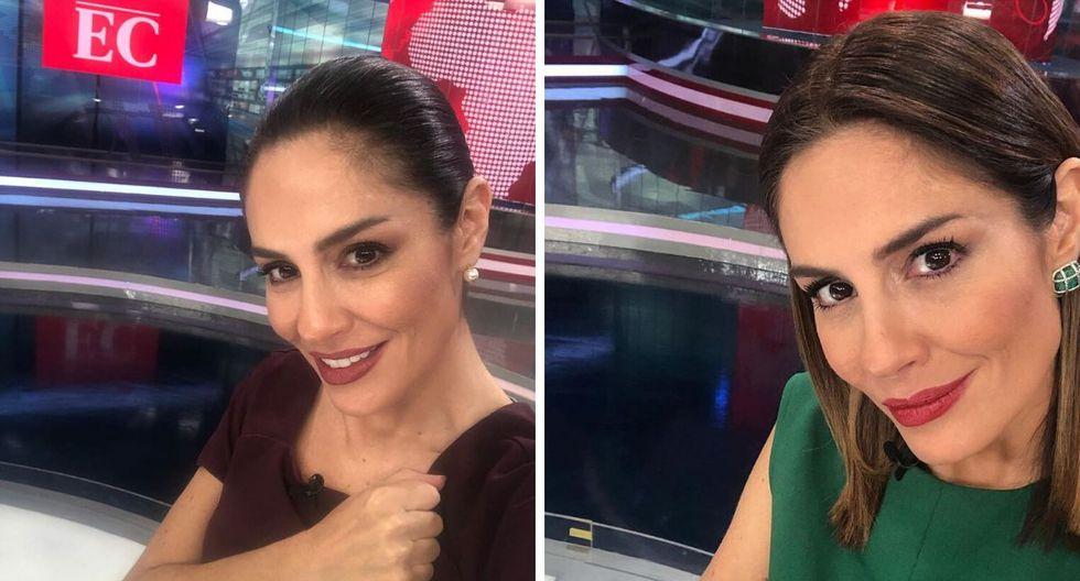 La conductora de televisión Mávila Huertas señaló que le gustaría ser mamá, pero acompañada de un papá, no en solitario. (@mavilahuertas).
