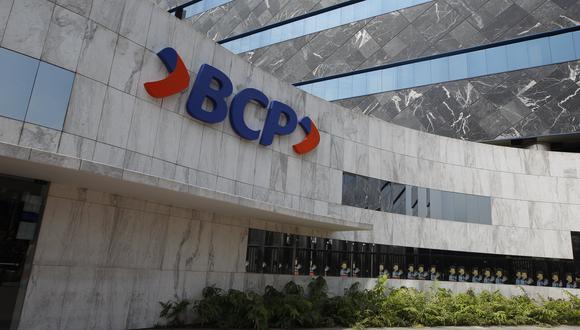 BCP ha dado tres alternativas a sus clientes para enfrentar la crisis por coronavirus. (Foto: GEC)