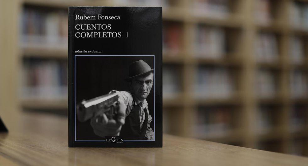 'Cuentos completos I' de Rubem Fonseca (Renzo Salazar/Perú21).