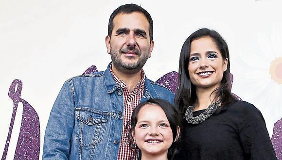 El actor comentó que es todo un honor volver a trabajar con Melania Urbina. (USI)