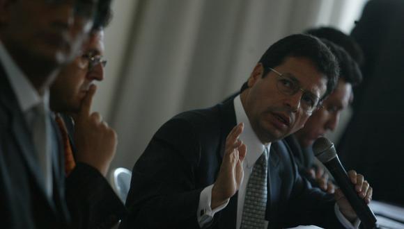 Antonio Maldonado, exprocurador anticorrupción.