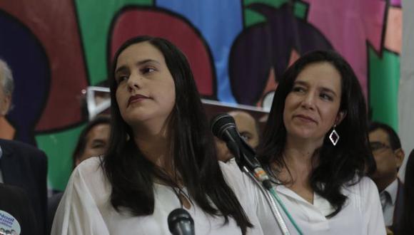 Solidaridad revolucionaria. (PikoTamashiro/Perú21)