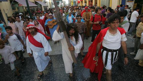 Hay muchas opciones para hacer turismo en Semana Santa. (USI)