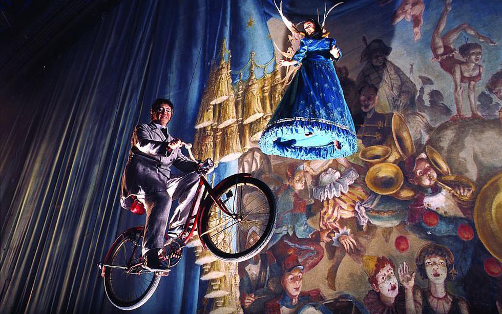 Espectáculo del Cirque du Soleil va hasta el 9 de noviembre.  (Circo del Sol/MVV Asociados)