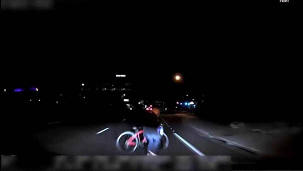 Accidente Uber carro autómata