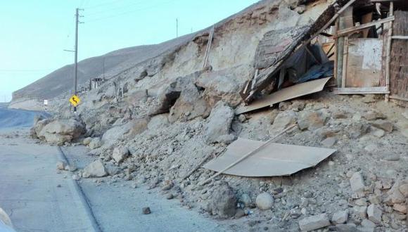 De acuerdo con el Instituto Geófisico del Perú (IGP), este movimiento telúrico tuvo una profundidad de 49 KM. (USI)