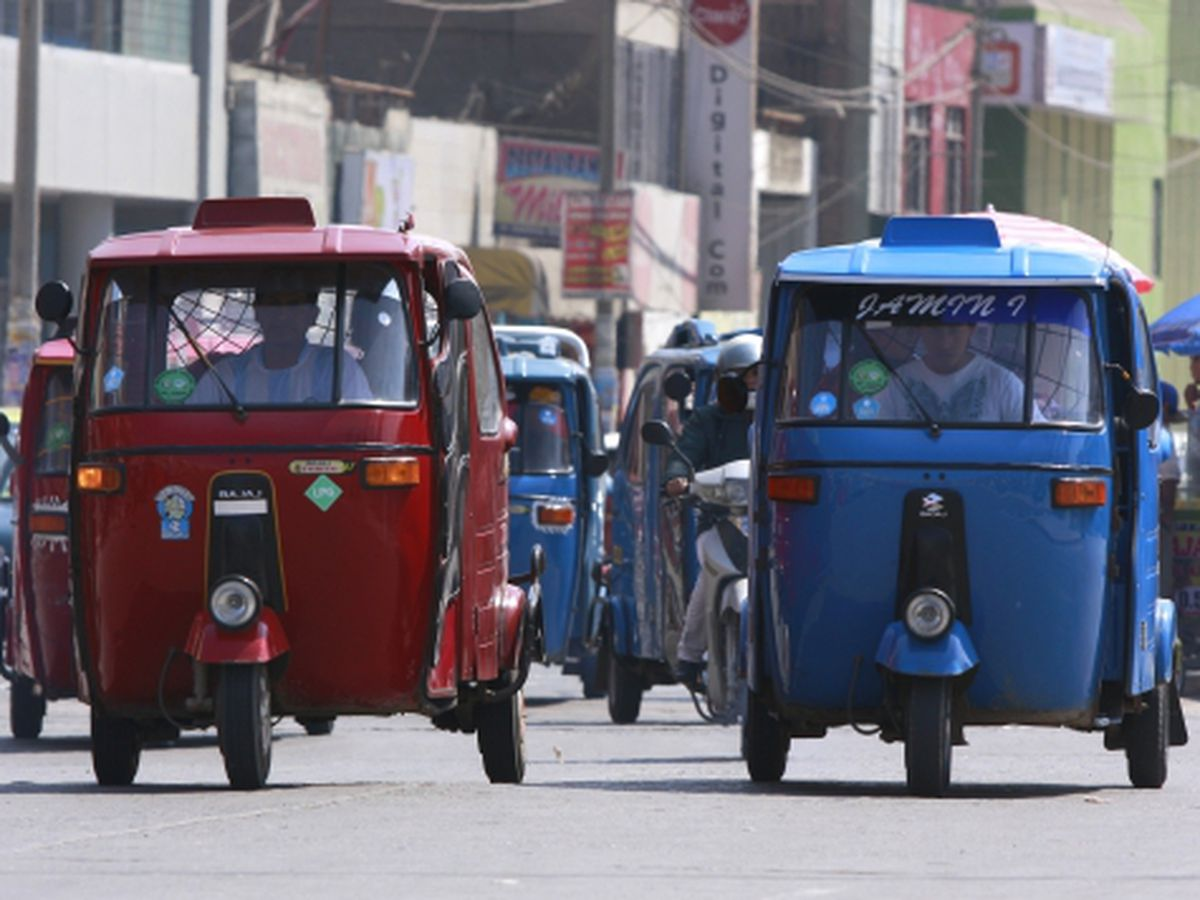 Lima: MTC: Mototaxis circulan sin revisión técnica   NOTICIAS PERU21 PERÚ