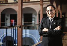 """Alberto Quintanilla: """"Creo que debe penarse el transfuguismo"""""""