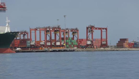 Cámara de Comercio de Lima sugiere priorizar la conectividad de puertos. (Perú21)