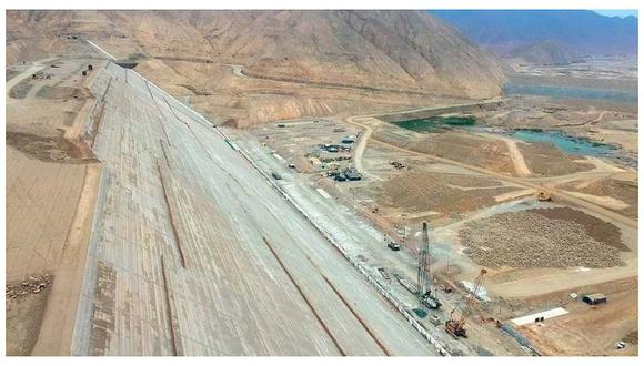 Proyecto Chavimochic planea acabar con la falta de agua en el norte del país.