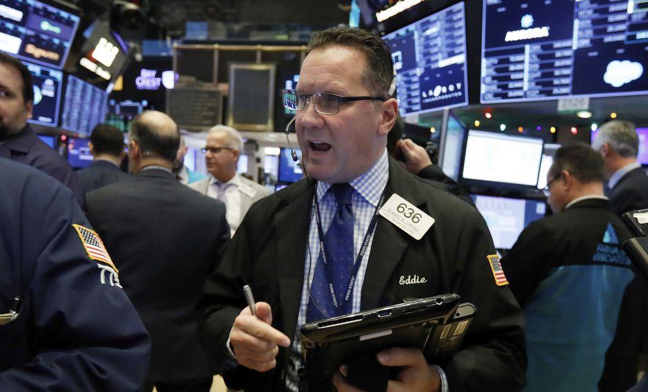 Este jueve en Wall Street:el Dow Jones bajó un 0.78 %,el selectivo S&P 500 descendió un 0.81 % y elNasdaq perdió un 1.13 %. (Foto: AP)