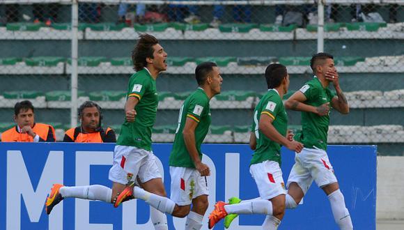 ¡Jugadores bolivianos que sí son bolivianos! (gettyimages)