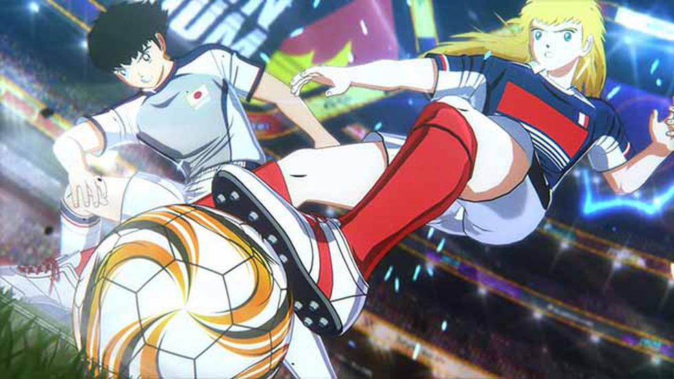 'Captain Tsubasa: Rise of New Champions' llegará a PlayStation 4, Nintendo Switch y PC en algún momento de este año.