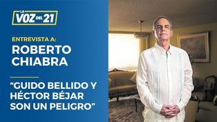 "Congresista Chiabra: ""Guido Bellido y Héctor Béjar son un peligro"""
