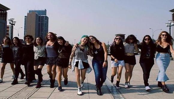 ESTA NOCHE ES EL GIRLS OF ROCK VII (Foto: Genesis Rosales - Evento Girls of Rock VII)